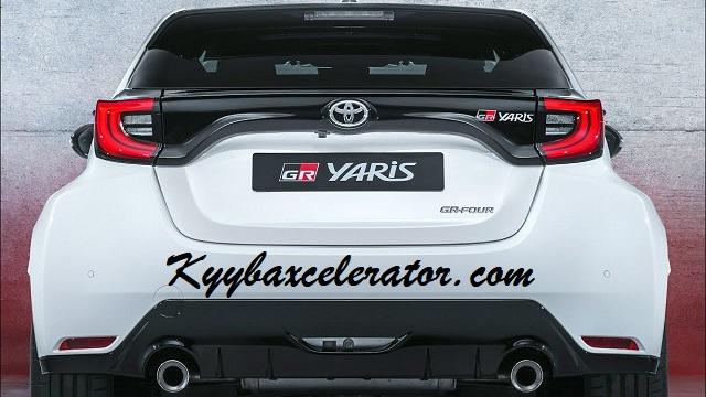 Penambahan Performance Pack Toyota GR Yaris di Malaysia
